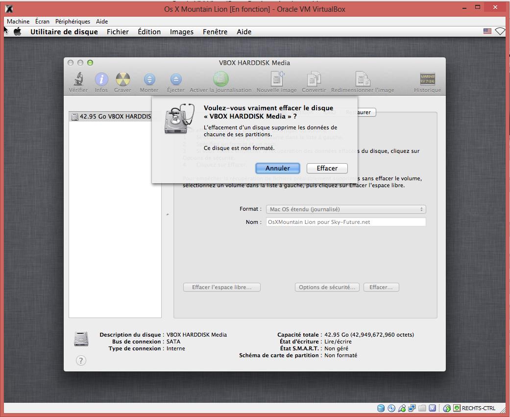 Mac Os X Mountain Lion Virtualbox Image Download