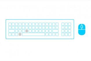 Les raccourcis clavier de Windows 8.