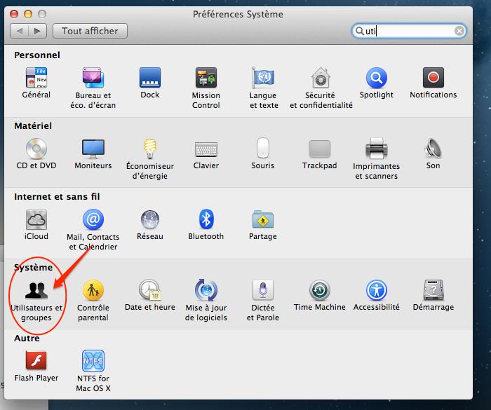 activer root l'utilsateur root sur mac os 2