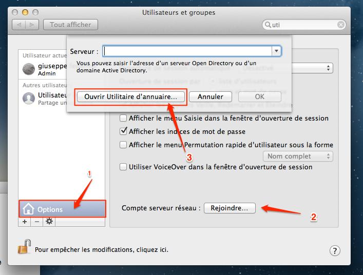 activer root l'utilsateur root sur mac os 5
