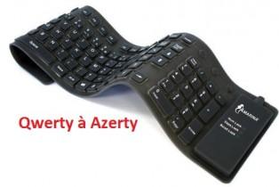Changer le type de clavier sous linux (qwerty à azerty)