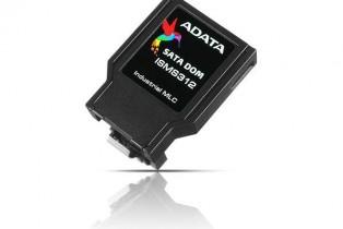 ADATA lance le ISMS312, un SSD industriel SATA III 6Gbps 7pin Disk On Module
