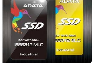 """ADATA lance un SSD 2,5"""" pour les mises à jour d'entreprise et industrie."""