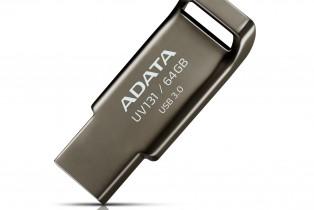 ADATA lance la clé USB 3.0 UV131, stylée et robuste