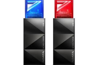 ADATA présente une nouvelle clé USB USB 3.0 stylée, UC340