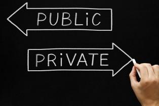 Différence entre une Ip Publique et privée.
