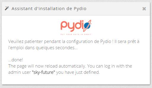 Asustor Pydio