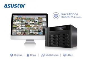 Asustor: Surveillance Center 2.4 Beta
