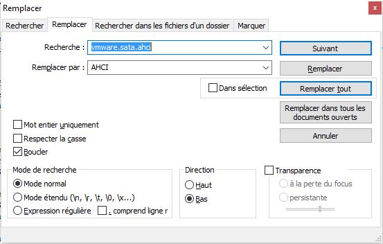 Remplacer automatiquement un mot dans Notepad ++
