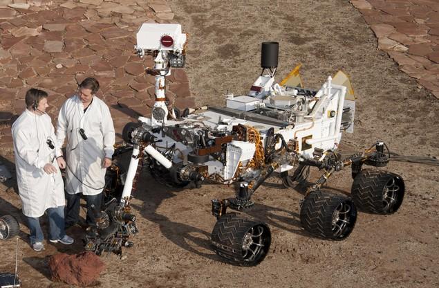 Mars pourrait avoir, un jour, abrité la vie