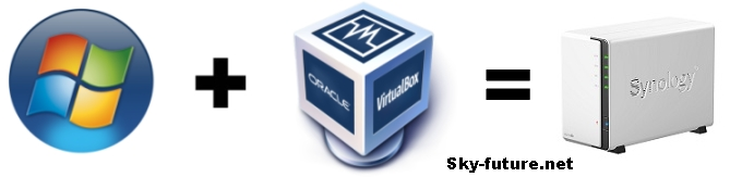 [Tuto] Comment installer un serveur Synology (DSM 4.2) sur VirtualBox.