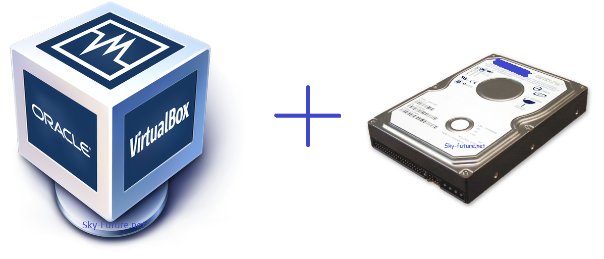 Des images VirtualBox