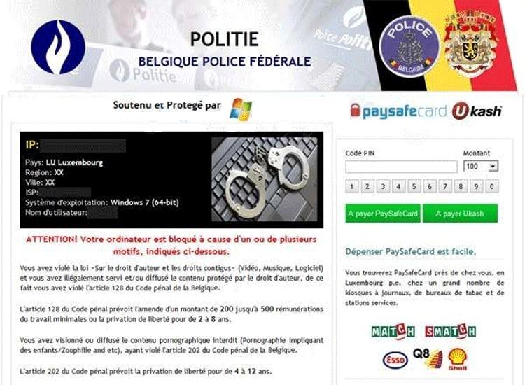 politiebelgiquepolicefederalevirus_img1