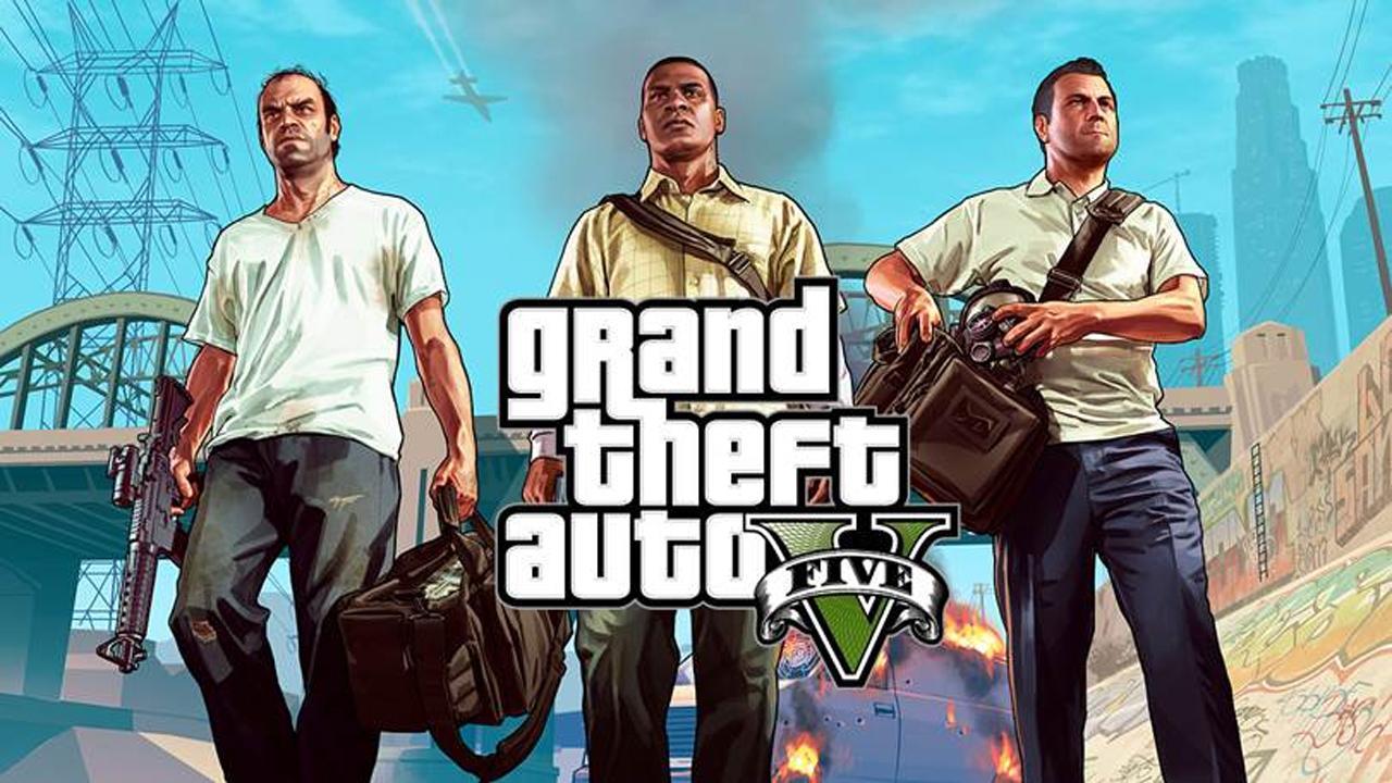 GTA V : Vidéo de Gameplay