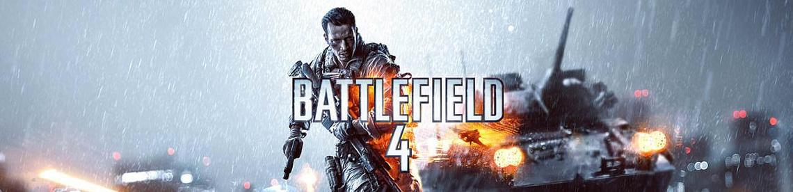 Configuration officielle de Battlefield 4
