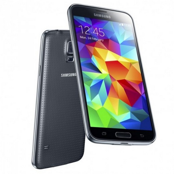 Le Galaxy S5 dévoilé