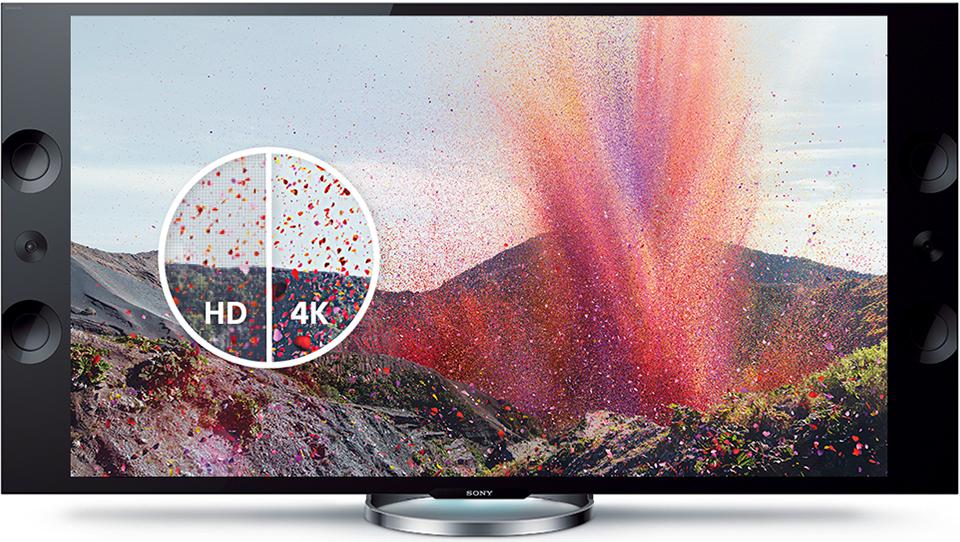 Campagne televiseur TV 4K