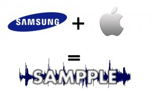 Fusion Apple/Samsung : Sampple