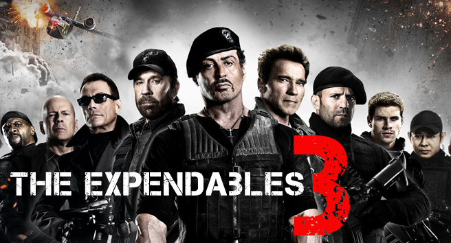 Bande annonce: Expendables 3