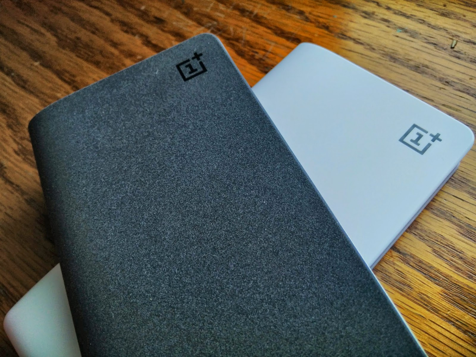 Test de la batterie externe 10000mAh de One Plus.