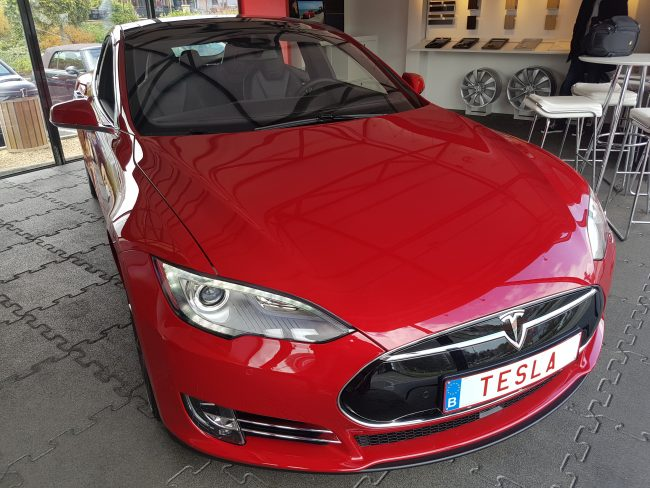 Test-Tesla-ModelS-P85D
