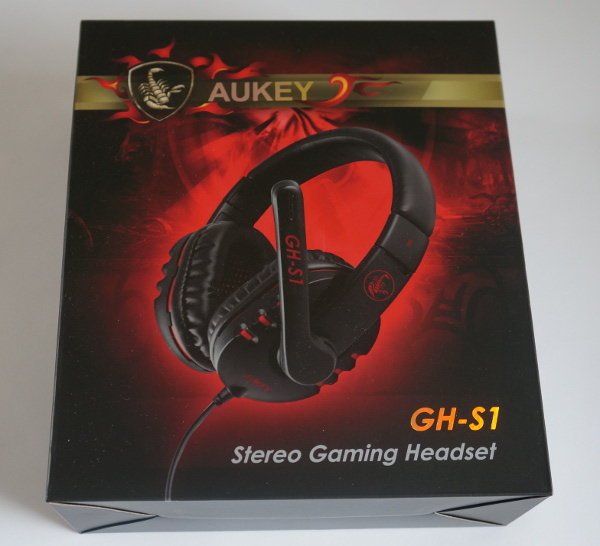 Test du Casque Gamer AUKEY
