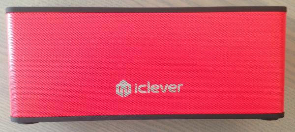 Test de l'enceinte sans fils iClever IC-BTS08