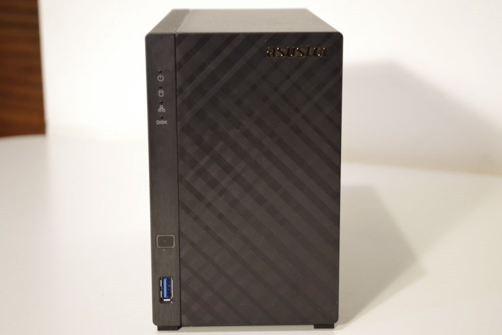Test du nas Asustor AS3202T