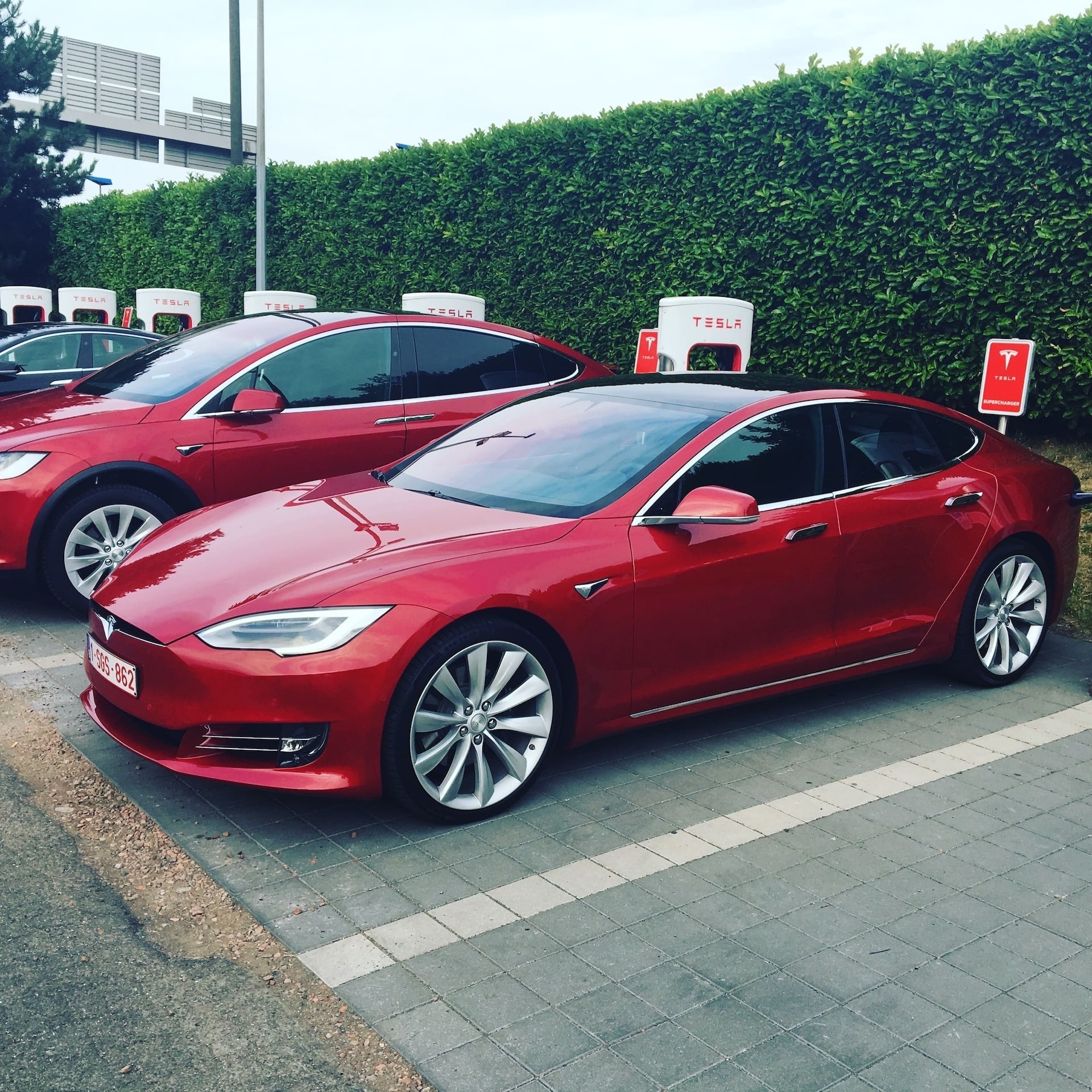 Test-Tesla-ModelS