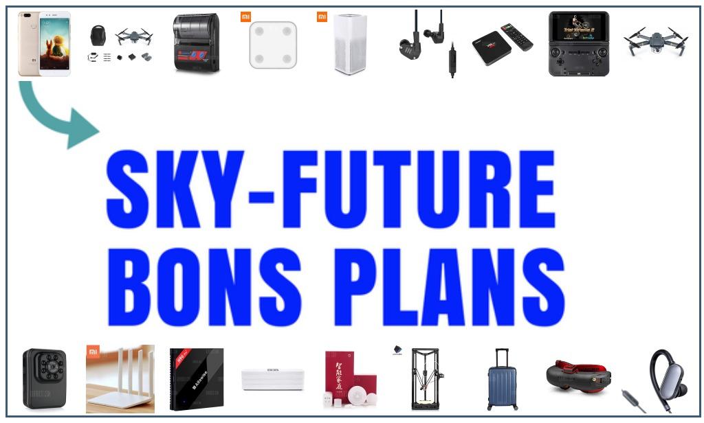 Gearbest – Les Bons Plans du 30 mai.