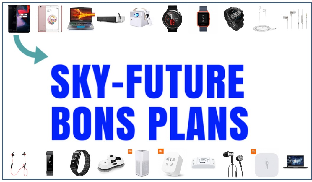 Gearbest – Les Bons Plans du weekend