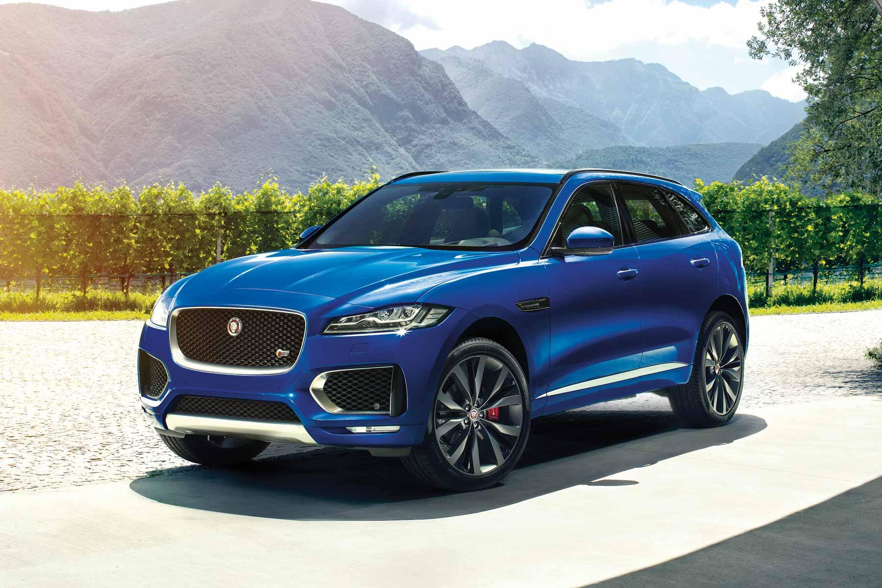 On a testé un SUV de chez Jaguar : F-pace S V6