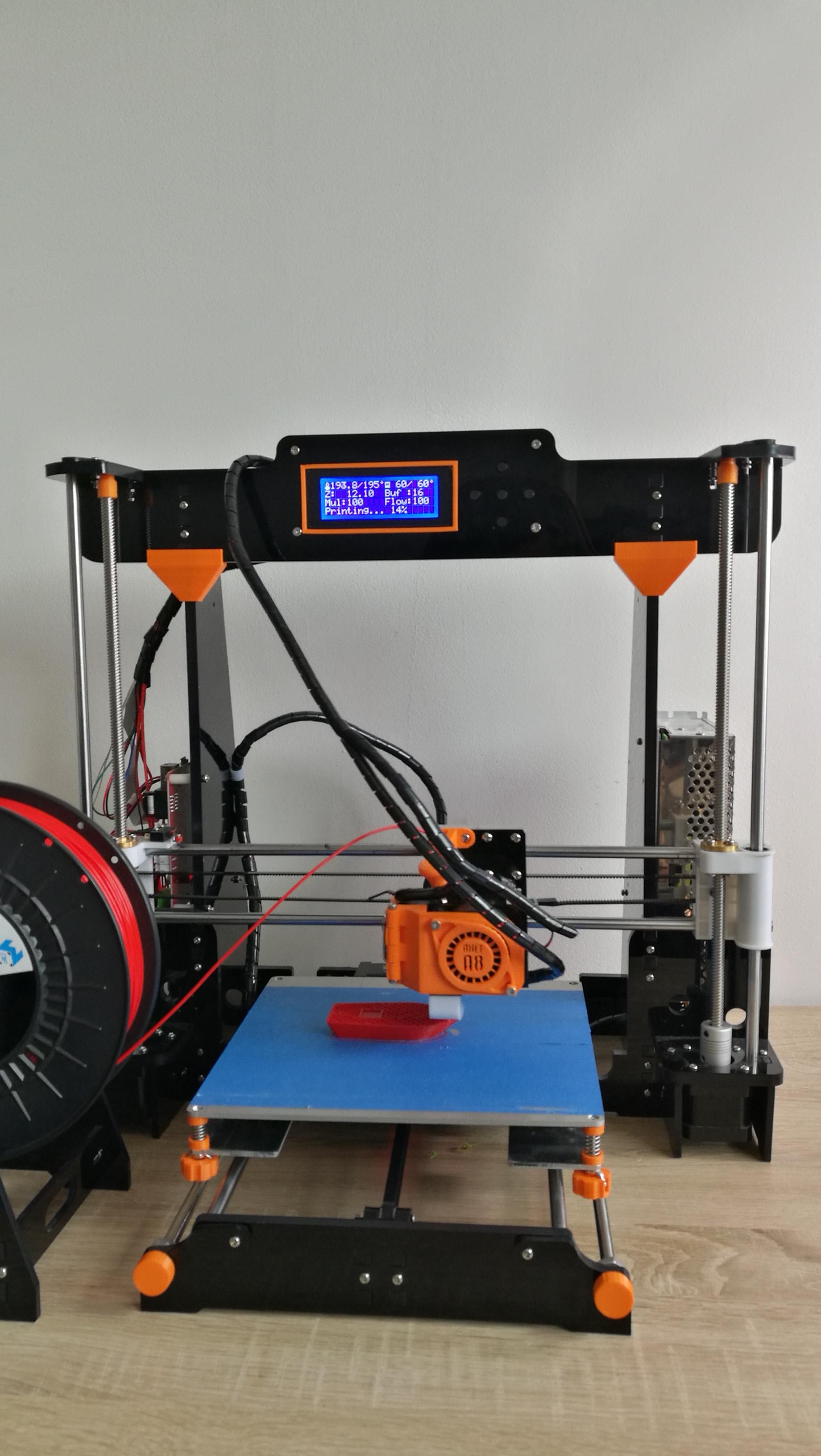 [TEST] Imprimante 3D Anet A8