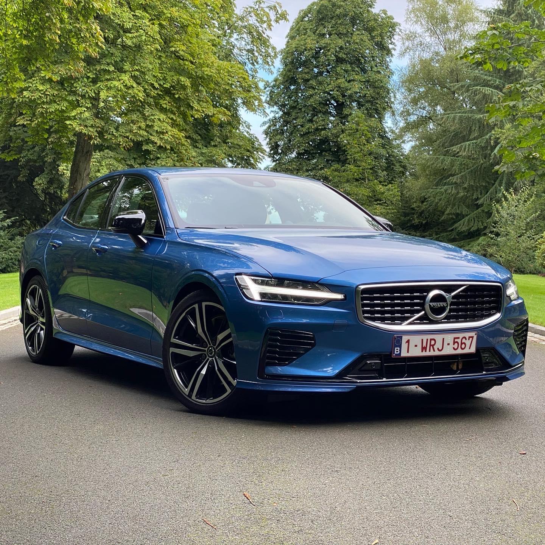 Road trip avec la Volvo S60 T8 R-Design