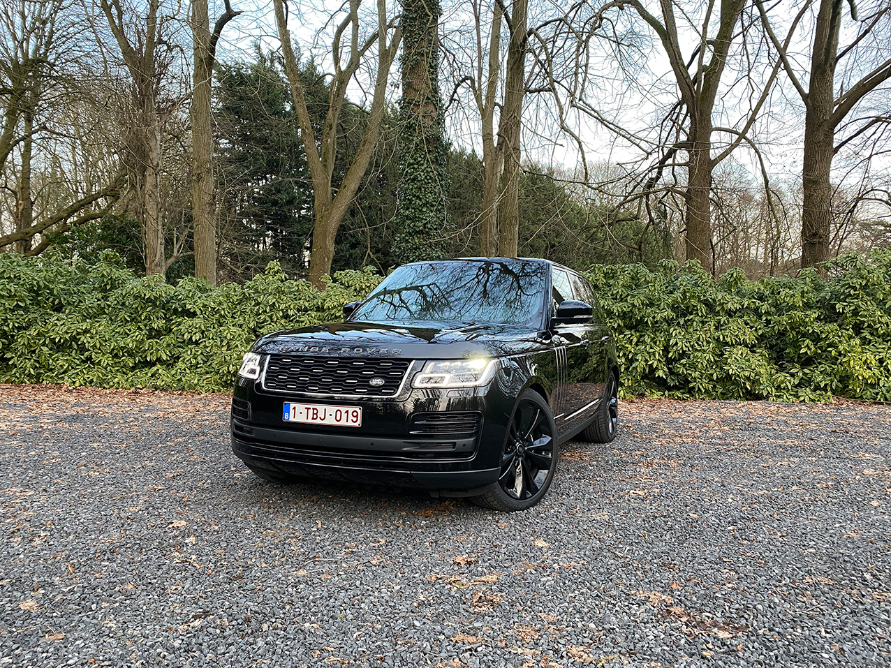 Test du Range Rover SVAutobiography SWB