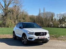 Test du Volvo XC40 T4 Plug-In