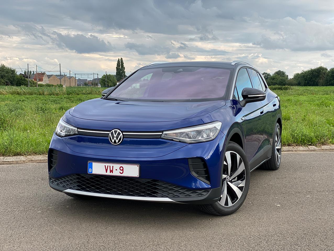 Test du VW ID4, le Tiguan de demain ?