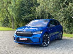 Skoda-Enyaq-iV-80-Sportline-204ch-Race-Blue-3-4-avant-gauche-cover-3