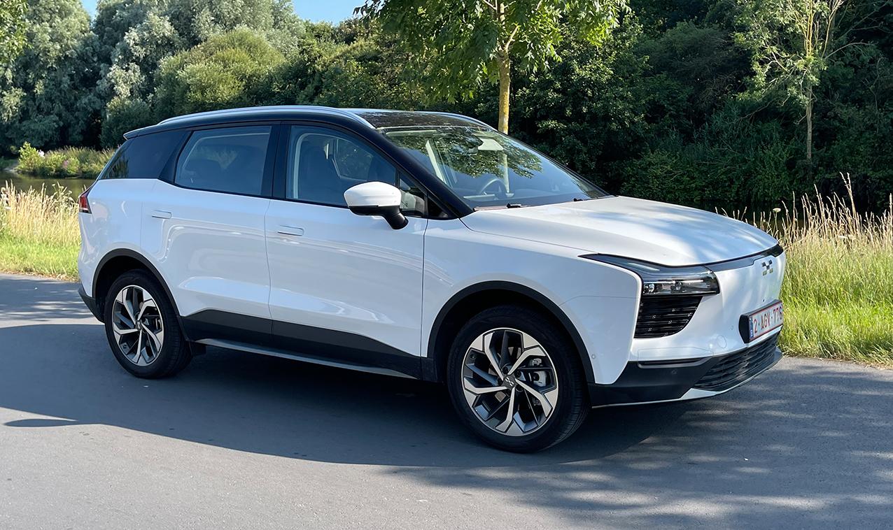 Test du Aiways U5, le SUV électrique chinois